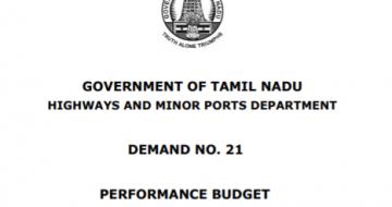 Performance Budget 2020-21